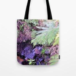 Hunua Falls2, NZ Tote Bag