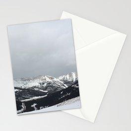 Keystone Mountains - Colorado Stationery Cards