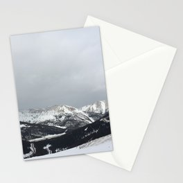 Keystone Mountains - Colorado Stationery Cards
