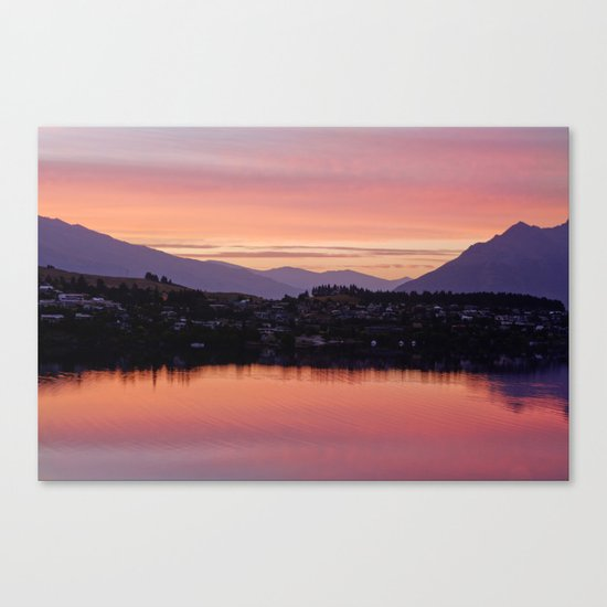 Queenstown, NZ Canvas Print