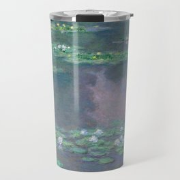 Water Lilies Monet 1905 Travel Mug
