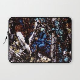 Pyroxene and Feldspar Laptop Sleeve