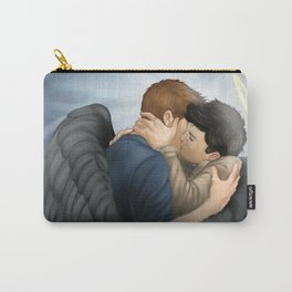 A kiss of Grace Carry-All Pouch