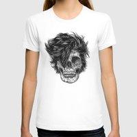 dead T-shirts featuring Dead Duran by Rachel Caldwell
