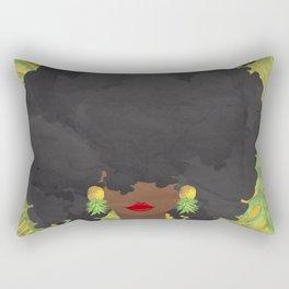 MELANIN BELLEZA Rectangular Pillow