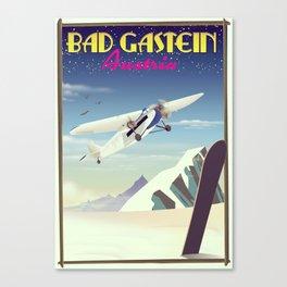 Bad Gastein Austria Canvas Print