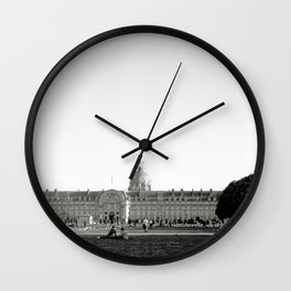Invalides, Paris Wall Clock