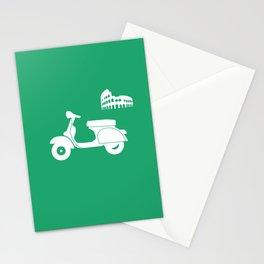 Piaggio Vespa 125 Stationery Cards