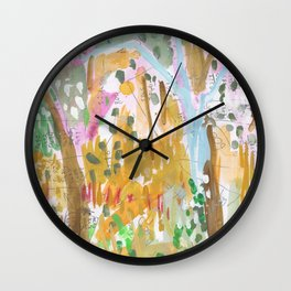 Mount Louisa Gully Wall Clock