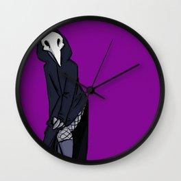 Tasteful Side Birb Wall Clock