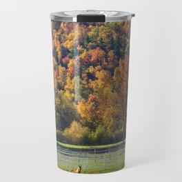 Spectacular fall color Travel Mug
