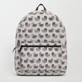 Cute Simple Pigeons Backpack