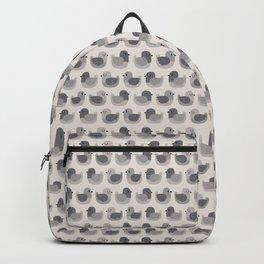 Cute Simple Pigeons Backpack