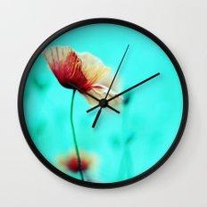 fantasy garden ~ flower dream°1 Wall Clock