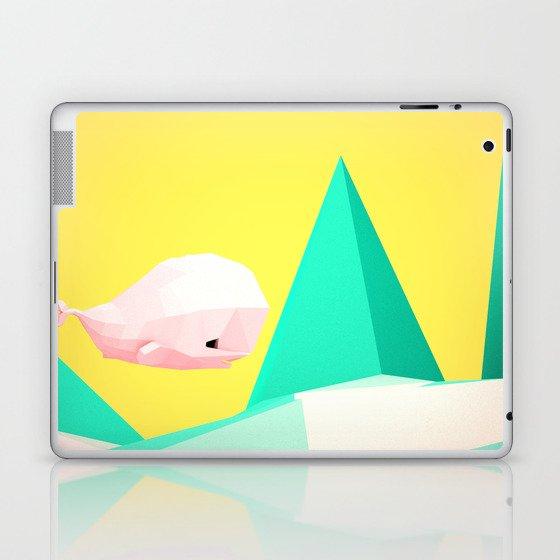 {W} Laptop & iPad Skin
