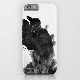 Heaven is just me and you. iPhone Case