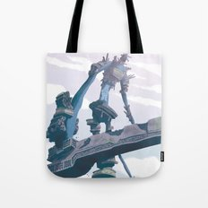 Shadow of the Colossus  Tote Bag