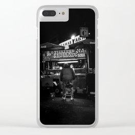 Fenway Park - Street Weenie Clear iPhone Case
