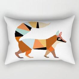 FOX ORIGAMI Rectangular Pillow