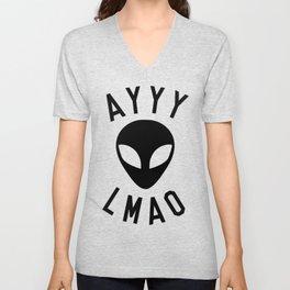 Ayylien  Unisex V-Neck