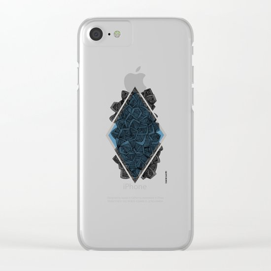 - artefact - Clear iPhone Case
