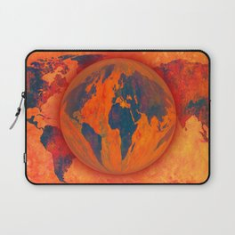 World on fire - 218 Laptop Sleeve