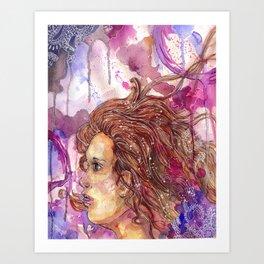 Vitality Art Print