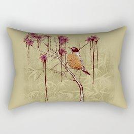 Tears of tree Rectangular Pillow