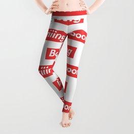 Boooriiing Leggings