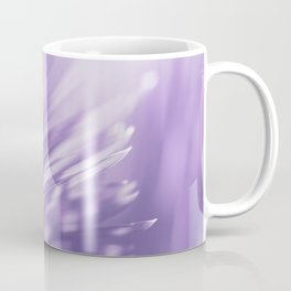 Ultra Violet Palm Tree Pattern| Trendy color of year 2018 Coffee Mug