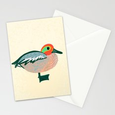 Pretty Duck Stationery Cards