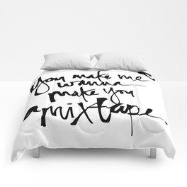 mixtape Comforters