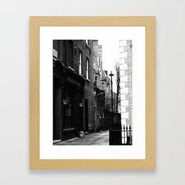 London 3 Framed Art Print
