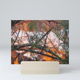 Cedar Fire Mini Art Print