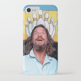 The Dude - The Big Lebowski iPhone Case