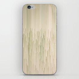 Planet Pixel Angels Weep iPhone Skin