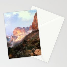 Golden Gate, Yellowstone National Park Stationery Cards