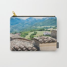 Umbrian landscapes Carry-All Pouch