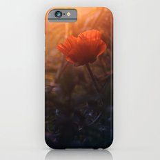 Summer Poppy iPhone 6s Slim Case