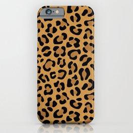 Leopard Prints iPhone Case