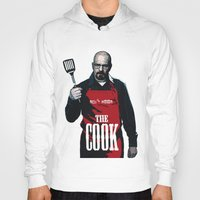 cook Hoodies featuring The Cook by Step.