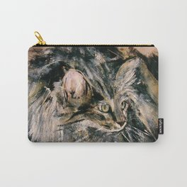 Norwegian Forest Cat Carry-All Pouch