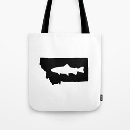 Hyalife Trout Montana  Tote Bag