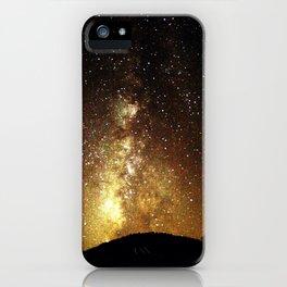 Sparkling Sky iPhone Case