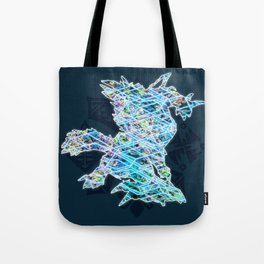 Zinogre Tote Bag