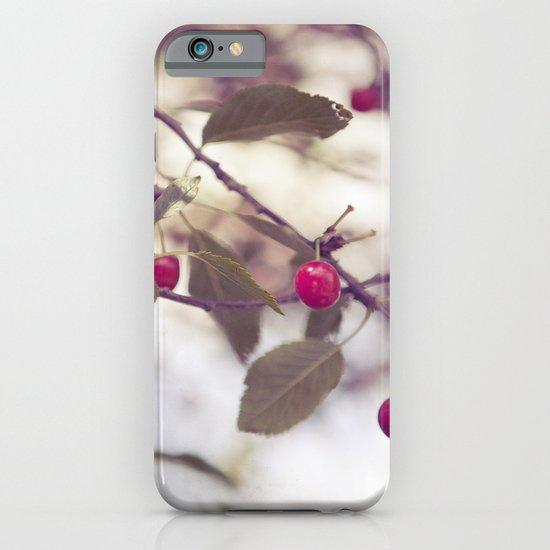 Cherry Tree iPhone & iPod Case