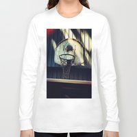 vancouver Long Sleeve T-shirts featuring Vancouver Grizzlies by Wanderlust Fhotos