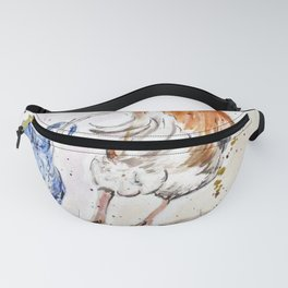 Rooster Butts Fanny Pack