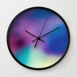 BLUR / ghosts Wall Clock