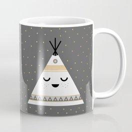 Kind heart, fierce mind, brave spirit Coffee Mug